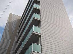 ブリリアントコート西田辺[702号室]の外観