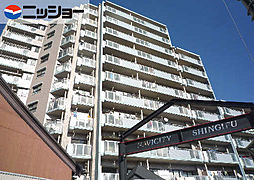 NAVI CITY新岐阜204[2階]の外観