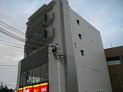 兵庫県西宮市西福町の賃貸マンションの外観