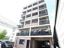 大阪府豊中市名神口3丁目の賃貸マンションの外観