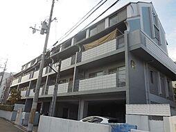 フェリス武庫之荘[3階]の外観