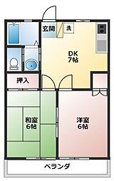 第29アオイビル[3階]の外観