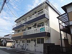 山岡マンション[1階]の外観
