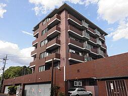 京都府京都市伏見区石田森西の賃貸マンションの外観