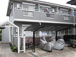 プリマ富田[1階]の外観