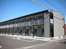 レオパレスソレイル横田Ⅱ[1階]の外観