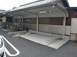 愛知県名古屋市港区春田野2丁目の賃貸マンションの外観