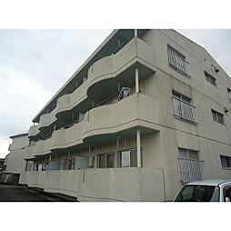 郡第二マンション[3階]の外観