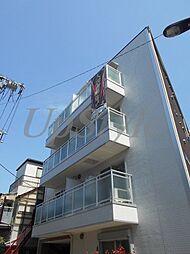 東京都荒川区南千住1丁目の賃貸マンションの外観