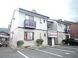 福岡県北九州市小倉北区南丘2丁目の賃貸アパートの外観