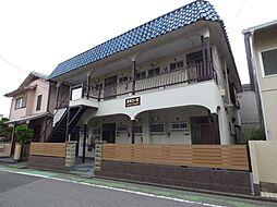 貫井コーポ[2階]の外観