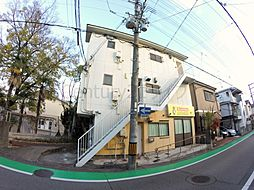 兵庫県西宮市段上町4丁目の賃貸アパートの外観
