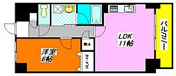 アルシオネ 902号室[9階]の間取り