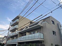 フレンシア用賀[4階]の外観