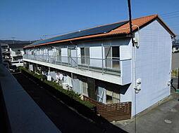 弥平台ハイツA[202号室]の外観