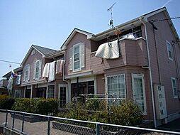 福岡県糟屋郡志免町志免中央2丁目の賃貸アパートの外観