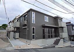 JR東海道・山陽本線 甲南山手駅 徒歩5分の賃貸アパート