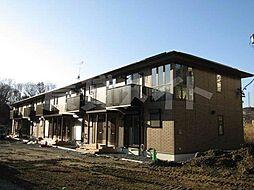 三重県名張市下比奈知の賃貸アパートの外観