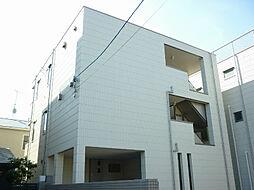 クローバーズコート茨木[2階]の外観