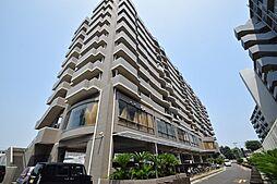 千葉県船橋市藤原3丁目の賃貸マンションの外観