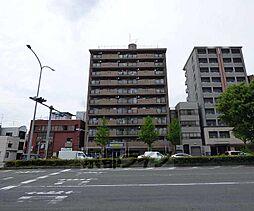 京都府京都市下京区綾堀川町の賃貸マンションの外観