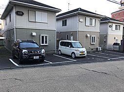 [テラスハウス] 神奈川県秦野市鶴巻北2丁目 の賃貸【/】の外観