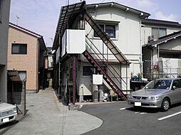 広島県呉市警固屋3丁目の賃貸アパートの外観