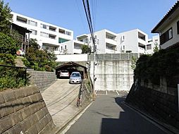 グランスイート横濱山手[3階]の外観
