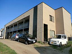 ミツグマンション[2階]の外観