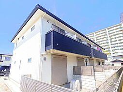 [テラスハウス] 千葉県松戸市新松戸南1丁目 の賃貸【/】の外観