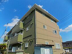 ロキシーリヴェール[2階]の外観
