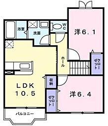 久米田駅 5.7万円