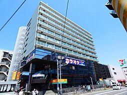 千葉県松戸市日暮1丁目の賃貸マンションの外観