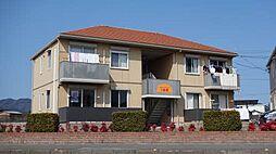 徳島県板野郡北島町北村字大黒の賃貸アパートの外観