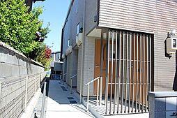 愛知県津島市東中地町1の賃貸アパートの外観