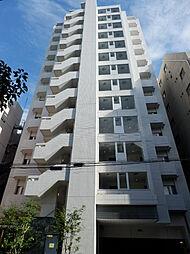 南麻布パークハイツ[9階]の外観