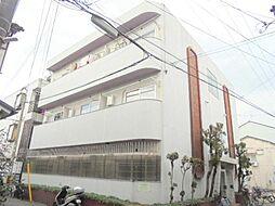 ハイツ大倉[1階]の外観