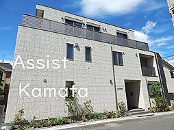 JR京浜東北・根岸線 蒲田駅 徒歩16分の賃貸マンション