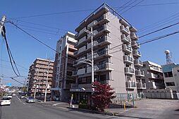 奈良県奈良市芝辻町の賃貸マンションの外観