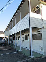 宝積寺コーポ[102号室]の外観