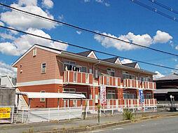 JR加古川線 西脇市駅 バス30分 高岸下車 徒歩1分の賃貸アパート