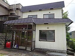 [一戸建] 北海道小樽市幸2丁目 の賃貸【北海道 / 小樽市】の外観
