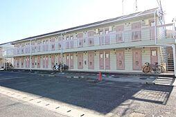 岡山県岡山市北区今7丁目の賃貸アパートの外観
