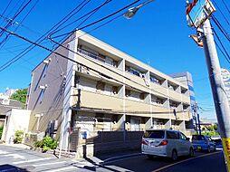 東京都小金井市貫井南町3丁目の賃貸アパートの外観