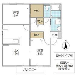 友部駅 5.8万円