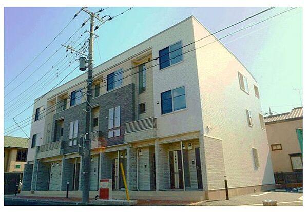 千葉県習志野市東習志野4丁目の賃貸アパートの外観