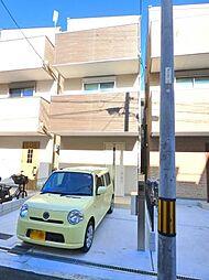 [一戸建] 大阪府大阪市住吉区清水丘2丁目 の賃貸【/】の外観
