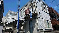 [タウンハウス] 東京都中野区弥生町4丁目 の賃貸【/】の外観