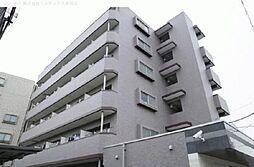 埼玉県川口市西青木の賃貸マンションの外観