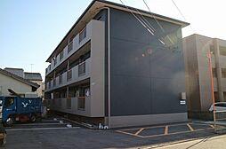 マルタカマンション[302号室]の外観
